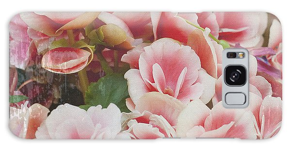 Blooming Roses Galaxy Case