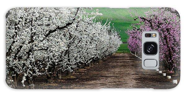 Blossom Standoff Galaxy Case