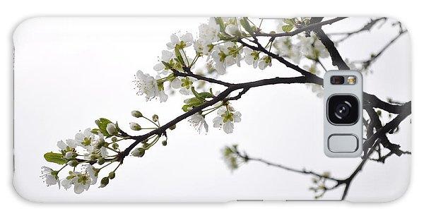 Blossoms Galaxy Case