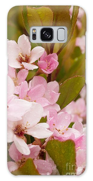 Blossoms Of The Rain Galaxy Case