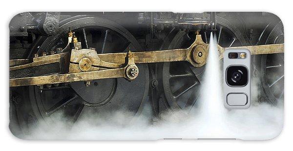 Blowing Of Steam Galaxy Case
