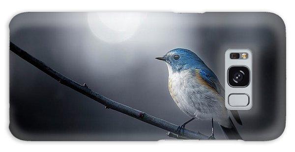 Branch Galaxy Case - Blue Bird by Takashi Suzuki