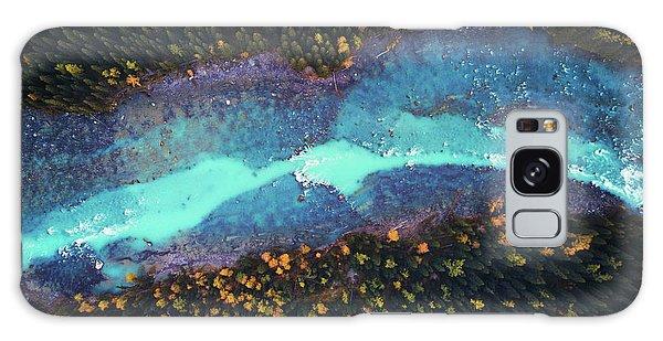 River Galaxy Case - Blue Blood by Zhou Chengzhou