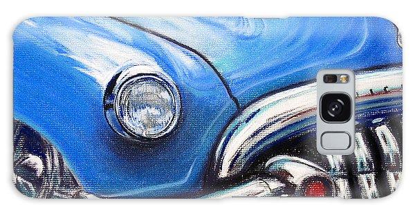 Blue Blue Buick Galaxy Case