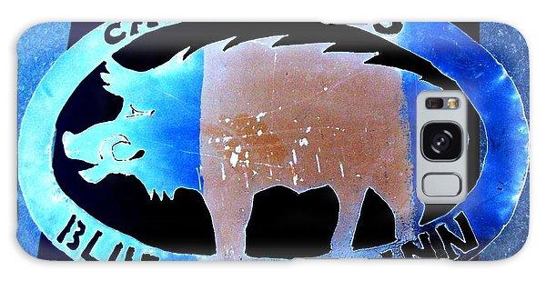 Blue Boar Inn II Galaxy Case by Larry Campbell