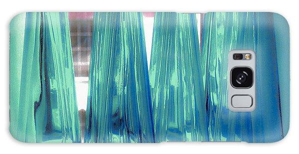 Blue Bottles Galaxy Case by Craig Perry-Ollila