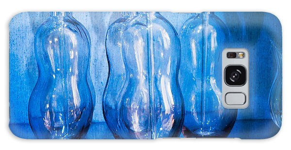 Blue Bottles Galaxy Case