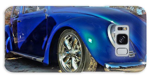Blue Bug Galaxy Case