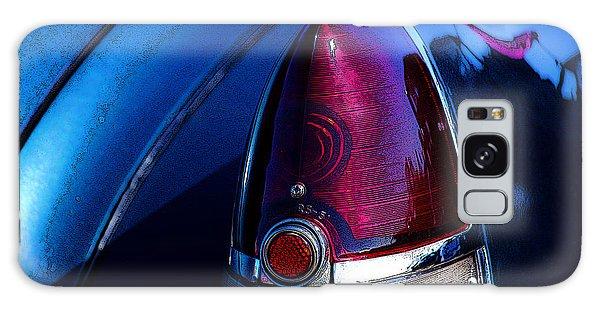 Blue Caddy Dreams Galaxy Case