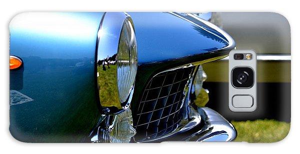 Blue Car Galaxy Case by Dean Ferreira