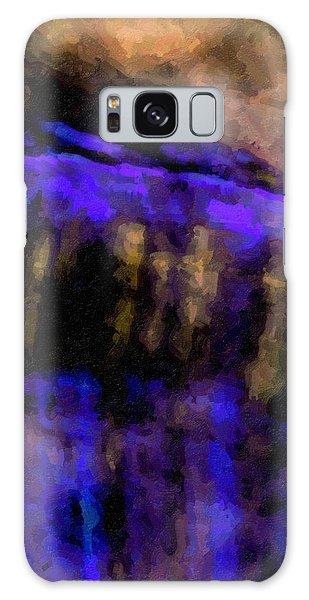 Blue Cliff Galaxy Case