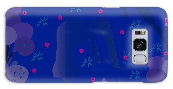 Blue Dance - Limited Edition  Of 30 Galaxy Case