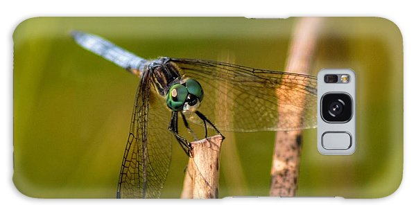 Blue Dasher Galaxy Case