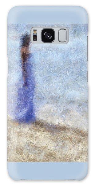 Blue Dream. Impressionism Galaxy Case