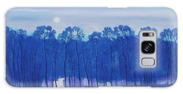 Blue Enchantment Il Galaxy Case