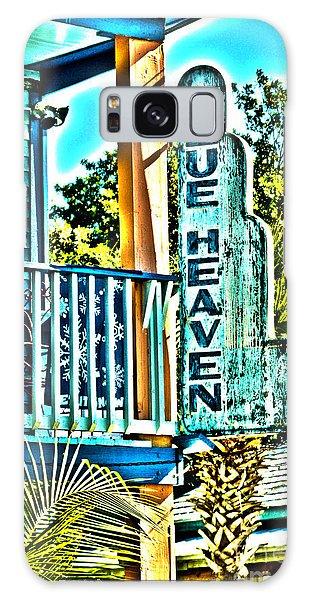 Blue Heaven In Key West - 1 Galaxy Case