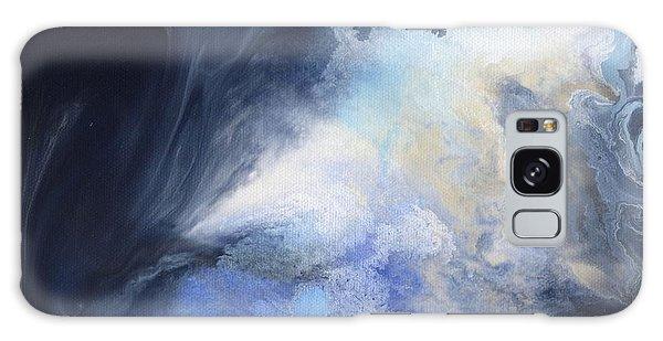 Blue Heavens Galaxy Case