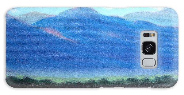Blue Hills Galaxy Case
