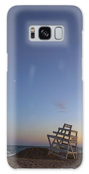 Blue Hour In The Hamptons Galaxy Case