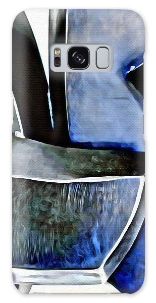 Blue Iron Galaxy Case