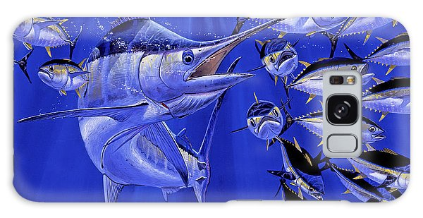 Blue Marlin Round Up Off0031 Galaxy S8 Case
