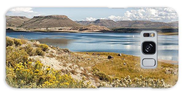 Blue Mesa Galaxy Case by Cheryl Davis