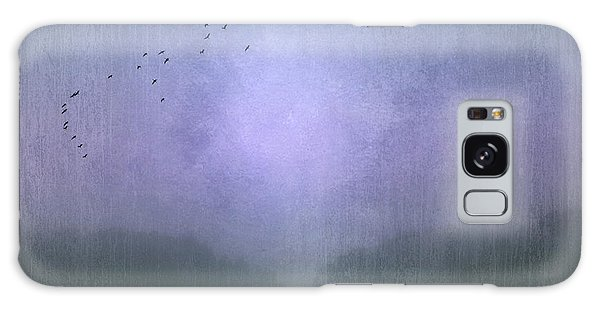 Creative Galaxy Case - Blue Monday by Jacqueline Van Bijnen