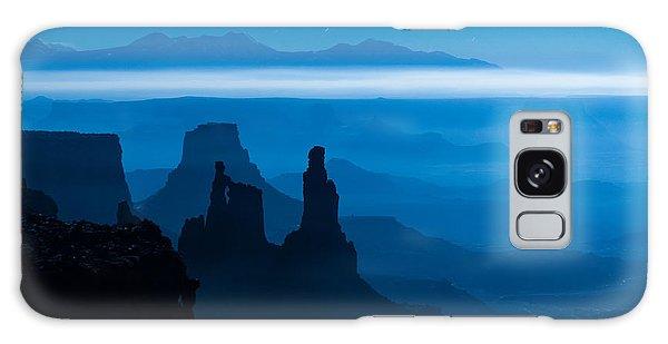 Blue Moon Mesa Galaxy Case