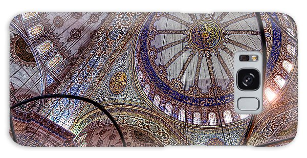 Blue Mosque Istanbul Galaxy Case