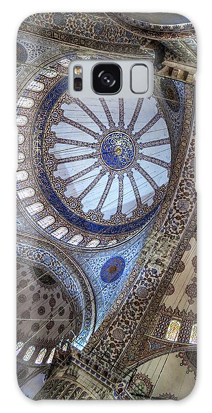 Blue Mosque Galaxy Case by Ross Henton