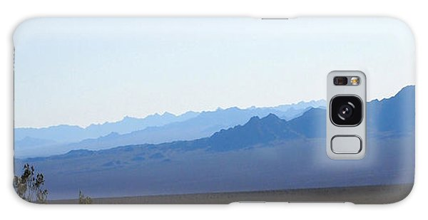 Blue Nevada Galaxy Case