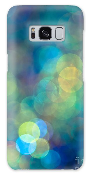 Bright Galaxy Case - Blue Of The Night by Jan Bickerton