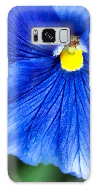 Blue Petal Galaxy Case