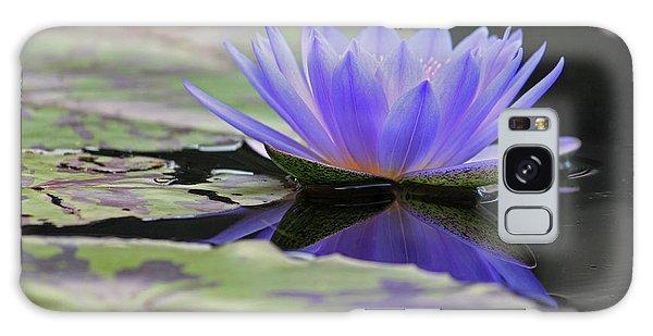 Blue Purple Dreams Galaxy Case
