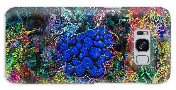Blue Raspberry Galaxy Case