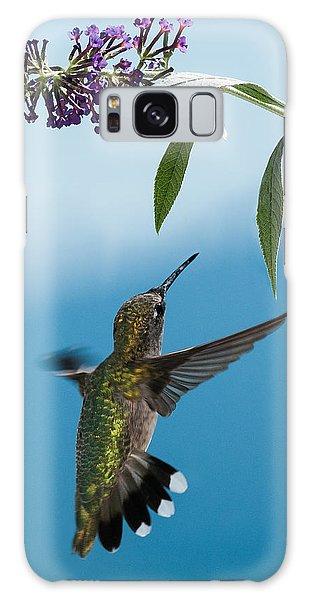 Blue Ridge Hummingbird Galaxy Case