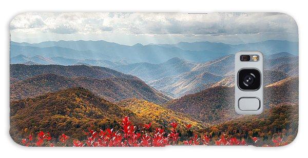 Blue Ridge Parkway Fall Foliage - The Light Galaxy Case