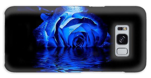 Blue Rose Galaxy Case by Doug Long