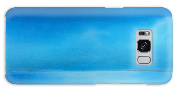 Blue Sea Galaxy Case