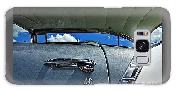 1956 Chevy Bel Air Galaxy Case by Linda Bianic