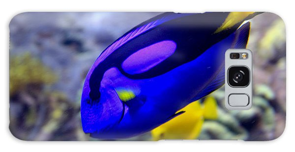 Blue Tang Dory Galaxy Case