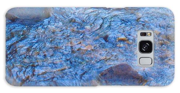 Blue Water Galaxy Case
