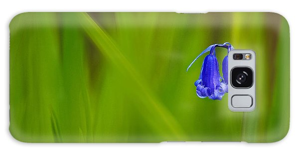 Bluebell Galaxy Case - Bluebell by Janet Burdon