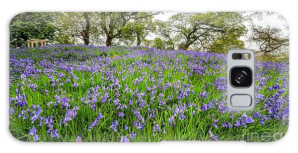 Bluebell Galaxy Case - Bluebells by Adrian Evans