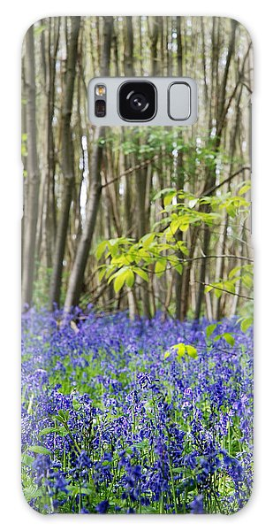 Bluebell Galaxy Case - Bluebells by Mark Rogan