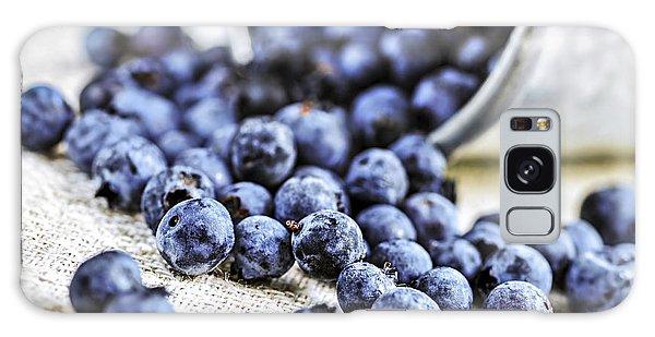 Blueberries Galaxy Case
