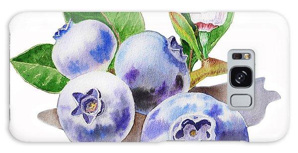 Artz Vitamins The Blueberries Galaxy Case