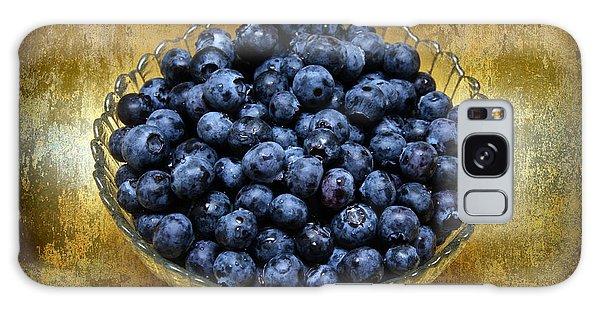 Blueberry Elegance Galaxy Case