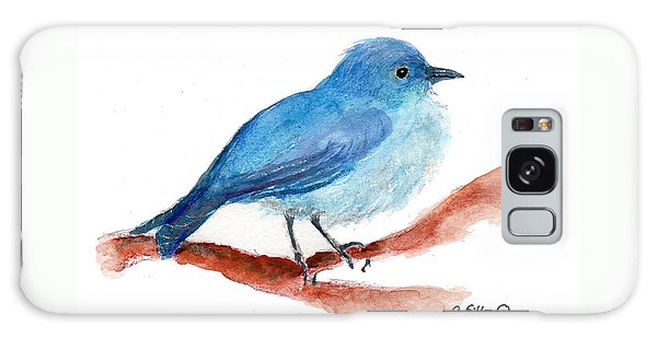 Bluebird Galaxy Case by C Sitton