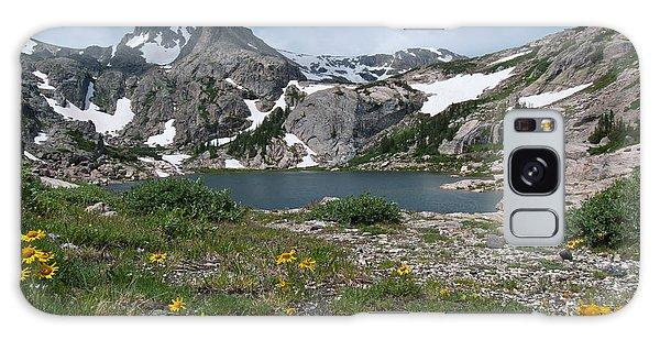 Bluebird Lake - Colorado Galaxy Case